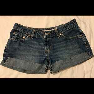 Levi Strauss Jean Short- Red Tag